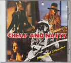 CHEAP AND NASTY / BEAUTIFUL DISASTER JAPAN CD OOP