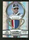 Jimmie Johnson 2011 Press Pass Showcase Champions 4-color Race Used Firesuit 45