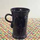 Fiestaware Plum Cappuccino Mug Fiesta Retired Purple 21 oz Footed Mug