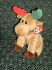 Ty Beanie Baby ~HAROLD the Christmas MOOSE ~ MWMT ~ 2011 ~ RETIRED ~