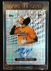 2013 Topps Finest Baseball Rookie Autographs Guide 26