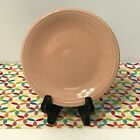 Fiestaware Apricot Bread and Butter Plate Fiesta Retired Peach Pink Small Plate