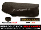 HONDA GOLD WING LIMITED GL1000 LTD 1976 '76 SADDLE SEAT COVER [HASES]