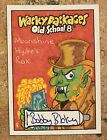 2017 Topps Wacky Packages Old School 6 Trading Cards 14