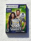 Biggest Loser Ultimate Workout Microsoft Xbox 360 2010 NEW Sealed