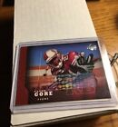 Frank Gore 2005 Upper Deck Star Rookie Limited Auto 21 100 Gore's Jersey number