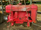 Tractor International McCormick  FarmallStationary Engine Complete with Clutch