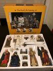 Three Kings Gifts 14 Piece The Real Life Nativity 7 In RLN 030 Unused MINT