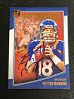 Peyton Manning Cards, Rookie Cards and Memorabilia Buying Guide 53
