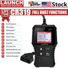 Launch X431 Cr319 Touch Pro Automotive Obd2 Scanner Code Reader Diagnostic Tool