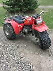 1984 Honda Big Red 200M 3 Wheeler ATC ATV