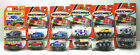 12pc 1990s Matchbox Diecast Vehicles Police Armored Cars Trucks Vans NOC