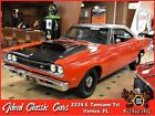 1969 Dodge Coronet Super Bee A12 1969 Dodge Coronet Super Bee A12 9999 Miles Bright Red