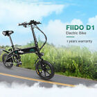 Fiido Sport Folding Electric Bicycle Moped E Bike 52h 78Ah 104Ah 250W Bike