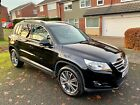 LARGER PHOTOS: VW Tiguan Sport Diesel Automatic 4Motion 4x4 Full Service History Long MOT