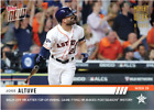 2019 Topps Now Moment of the Week Baseball Cards - Moment of the Year Checklist 9