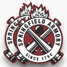 2x SPRINGFIELD ARMORY Stickers Decals Vinyl Car Truck Firearms Window Guns XD