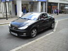 LARGER PHOTOS: PEUGEOT 206 CC AUTO 2002 PETROL COUPE  FOR SALE