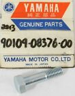NOS Yamaha Footrest Brake Pedal Bolt YZ125 AS2C R3 DS7 TY250 OEM 90109-08376 NEW