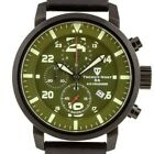 Tschuy Vogt Crusader Mens Swiss Chronograph Watch