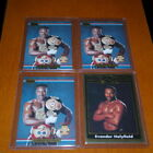 Evander Holyfield Boxing Cards and Autographed Memorabilia Guide 4