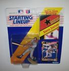 MLB Starting Lineup Special Series David Justice - 1992 - w/Poster