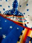 Pendleton Reversible Native Sons of the Sky Turtle blanket Throw 43X 31