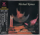 MICHAEL ROMEO / THE DARK CHAPTER JAPAN CD OOP W/OBI
