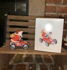 Hallmark Keepsake Ornament - 2008 - Santa Takes A Spin - Club Exclusive
