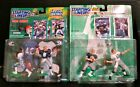 2 Starting Lineup 1997 & 1998 Cowboys Classic Doubles - Aikman, Staubach, Smith