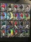 2016 Topps High Tek Baseball Patterns Guide 40