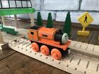 Thomas & Friends BILLY Wooden Railway Train Car Engine
