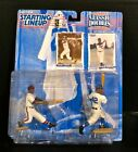 1997 Starting Lineup Classic Doubles - Hank Aaron & Jackie Robinson - MOC