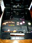 Vintage  TurboGrafx 16 and turbografx cd console with carrying case  combo