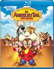 American Tail An Fievel Goes West Blu ray Disc 2017