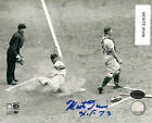 MONTE IRVIN - Hall of Fame Signed Photo Edition - New York Giants