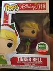 Holiday Tinker Bell Funko Pop 719 In Hand ♾