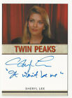 2019 Rittenhouse Twin Peaks Archives Trading Cards 13