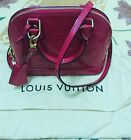 Louis Vuitton handbags vernis Alma BB