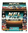 2019 Panini NFL Five Trading Card Game Box of 10 Starter Deck Kits