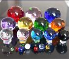 60 200MM Round Glass Crystal Ball Sphere Buyers Select the Size Magic Ball