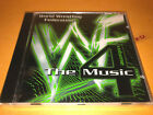 WWF wwe MUSIC vol 4 CD big show mankind undertaker triple h chyna rock jericho