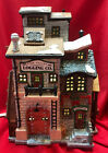 Lemax Harvest Crossing Village Lighted Building ~ PINE VALLEY LOGGING CO. In Box