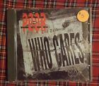 Who Cares CD by The Poor 1994 VG+ Epic Records BK57552