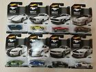 Hot Wheels MUSTANG 50 YEARS Complete Set Walmart Exclusive Ford Cobra Mach 1 Car