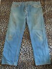 80s Vintage LEVIS 501xx Hige Fade Jeans Pants 37 x 28 Made In USA 501