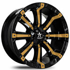 4 22 RBP Wheels 94R Custom Paint Off Road Rims B9