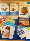 Weight Watchers Points Plus Member Kit w Books Weeklies Case Trackers More