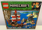 LEGO® Minecraft™ - The Pirate Ship Adventure 21152 - New - Fast Shipping