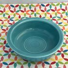 Vintage Fiestaware Turquoise 5 1/2 inch Fruit Bowl Fiesta Blue Small Berry Bowl